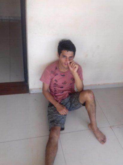 Detenido: Elvio Ramón Aranda entró a la pieza de una menor con quien tendría una relación. Fue imputado.