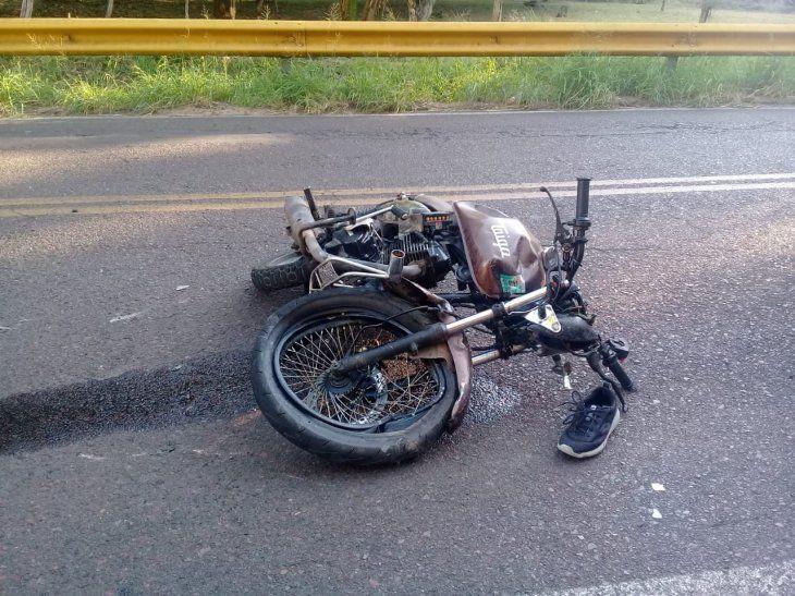 Chofer borracho atropella y mata a motociclista en San Bernardino