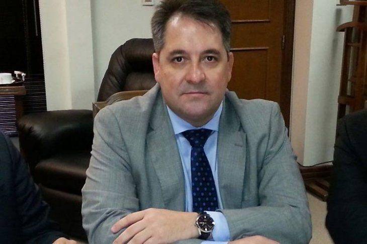 Doctor Édgar Melgarejo