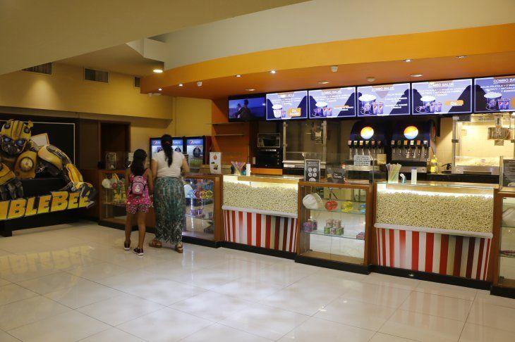 Pueden participar tanto clientes como personas que nunca fueron al cine.