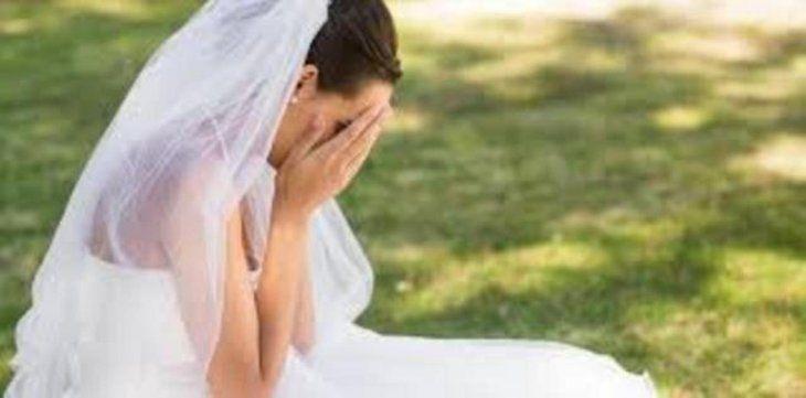 Miedo. Muchas novias corrieron al registro para saber si figuran como casadas