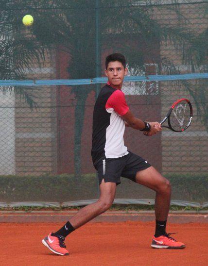 Dani Vallejo, un crack del tenis paraguayo