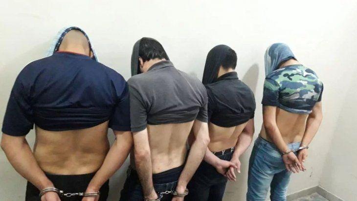 Policías truchos en argentina eran paraguayos