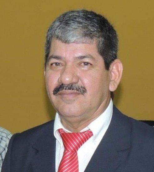 Alcibiades Quiñónez ya juró como nuevo intendente de San Lorenzo.