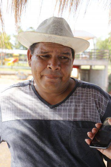 Balneario de Cucho: Por mi seguridad dejé todo, contó