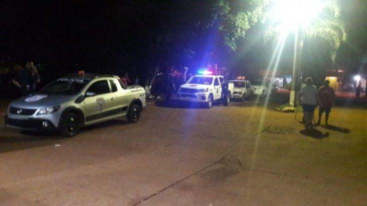 Un muerto y cinco heridos en enfrentamiento entre guardias y vecinos