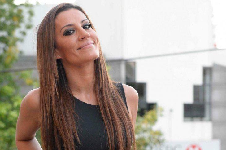 La polémica actriz y modelo argentina