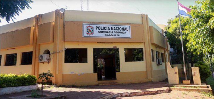 El hecho se denunció en la Comisaría de Caaguazú.