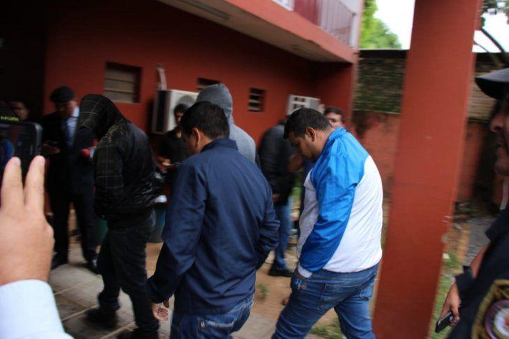 Detenido por balear a niñas había estado en procedimiento donde murió un policía