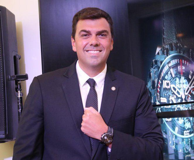 Relojes de Olimpia cuestan más de G. 95 millones