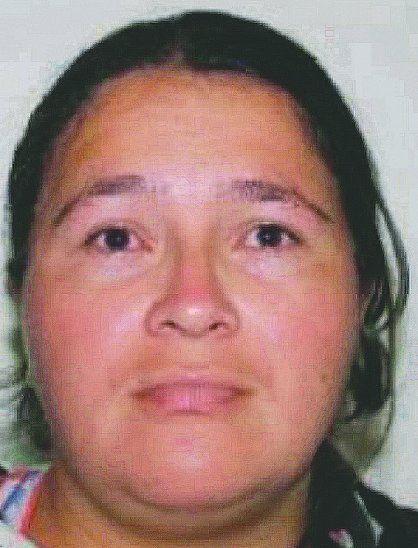 Buscada intensamente: Lida Rosa Guerrero fue detenida por agentes policiales