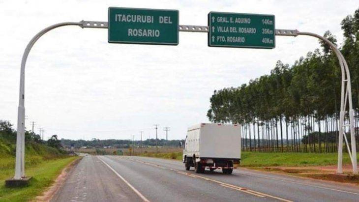 Especialistas están en busca de la aeronave que cayó en Itacurubí del Rosario de San Pedro.