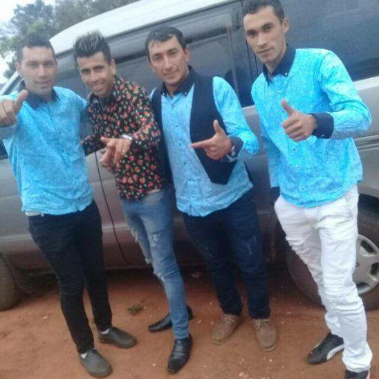 El Piqui ya tiene un hitArsenio Brítez y su grupo dedicaron una canción al popular deporte