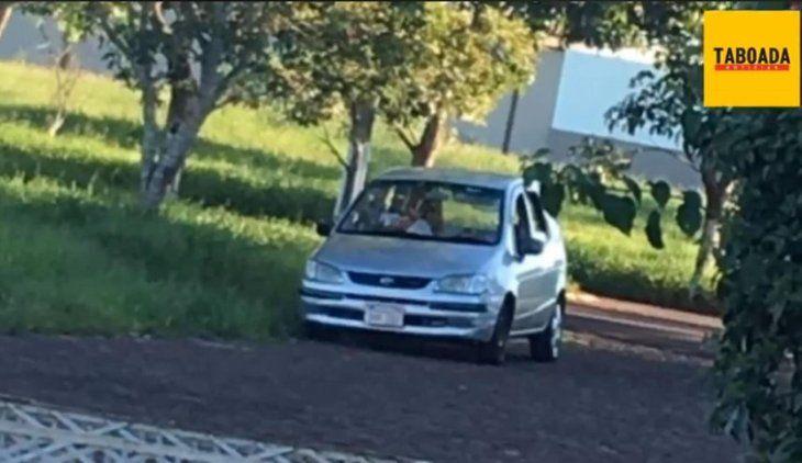 En Salto del Guairá. La familia afectada agradeció que nadie haya salido herido con los cinco disparos que escucharon.