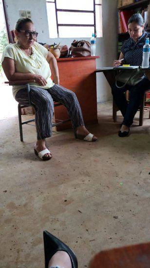 La directora Teresita Centurión fue apartada del cargo y se abrió un sumario a fin de determinar su responsabilidad en las denuncias que tiene en contra.