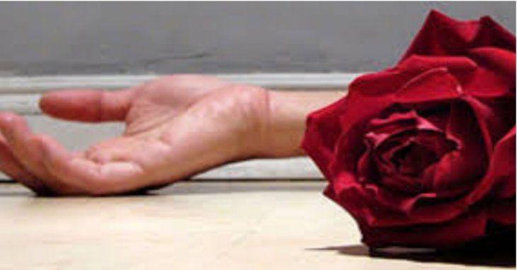 La mujer falleció de una hemorragia interna como consecuencia del disparo que recibió.