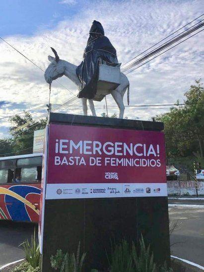 ¡Basta de feminicidios!: campaña por el #8M del Ministerio de la Mujer