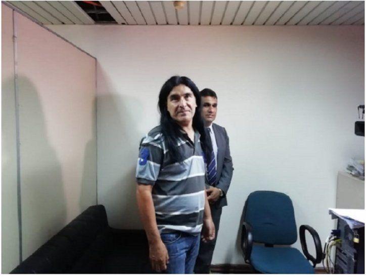 Leonardo González nuevamente se mostró arrepentido y dijo que no quiso dañar a nadie.