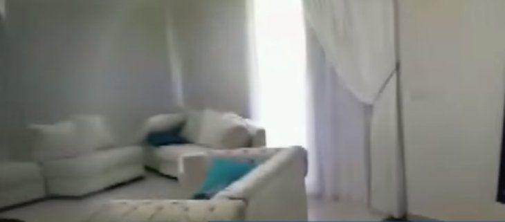 Acusan a  Senad y a la Policía por pelar la casa de Cucho