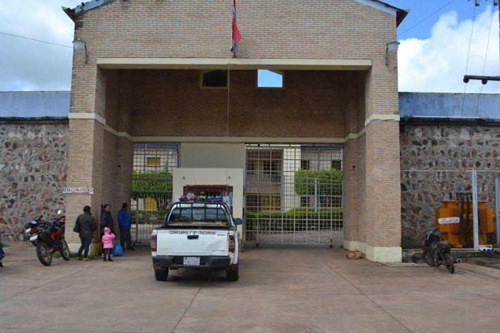 Una revuelta se registra esta tarde en la cárcel de Concepción (foto ilustrativa: Concepción al Día).