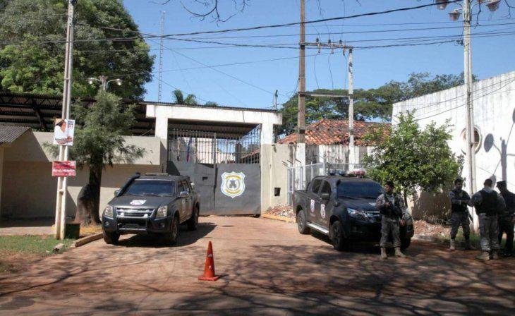 Interno del penal de CDE mató a su compañero de celda