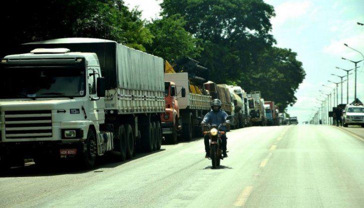 Zorros pecheaban 30.000 a cada camionero en CDE