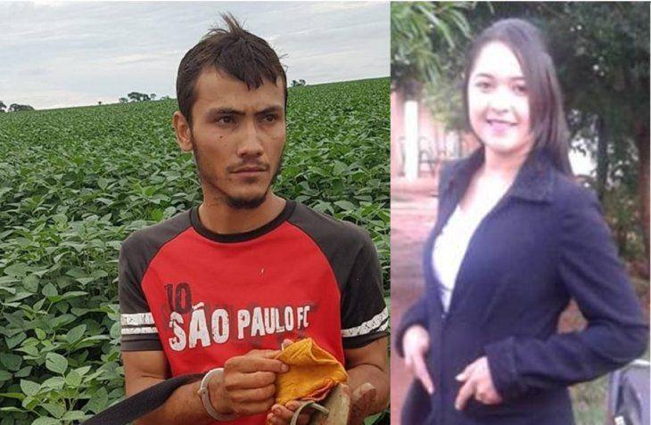 Alejandro Arévalos planeó matar a Nancy Romina Gómez Chaparro