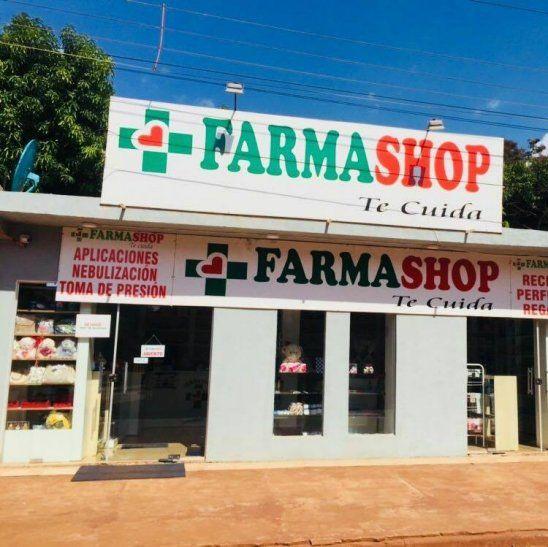 El local está ubicado en la avenida Itaipú esquina Guarambré de la ciudad de Hernandarias.