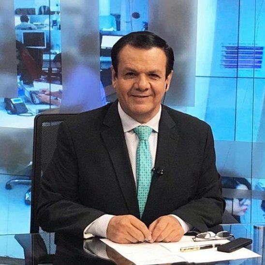 Rubén Darío Da RosaProtagonizó un accidente automovilístico