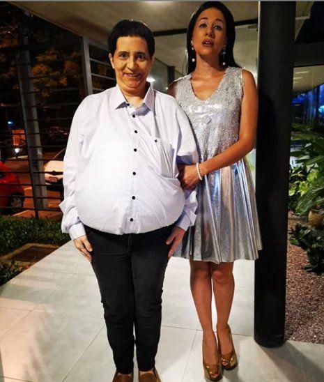 Carter llevó a su novia Kiara a Telembopi para blanquear su relación ante los televidentes.