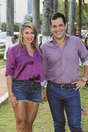 Le difamaron a RodolfoMarly Figueredo lamenta que una comunicadora sea tan irresponsable al lanzar comentarios sobre su marido.