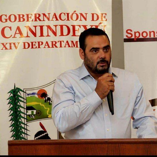 César Tigre Ramírez - Gobernador