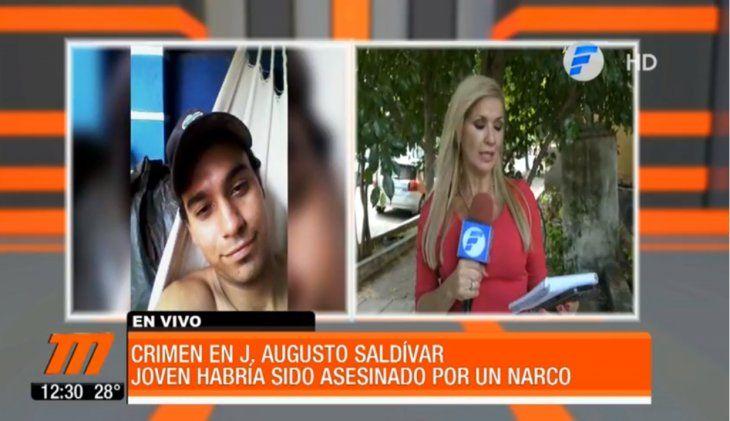 A escopetazos y machetazos mataron a un joven en J.Augusto Saldívar