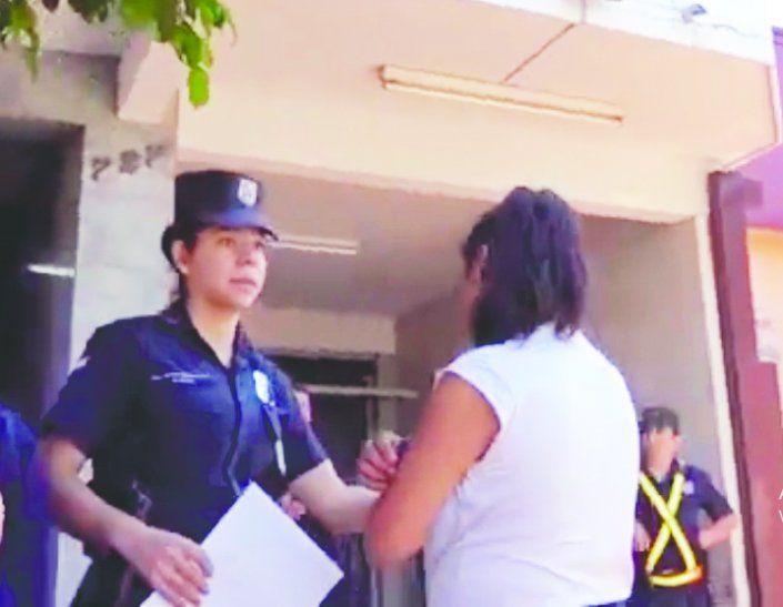 Mujer cayó presa por golpear a su pareja
