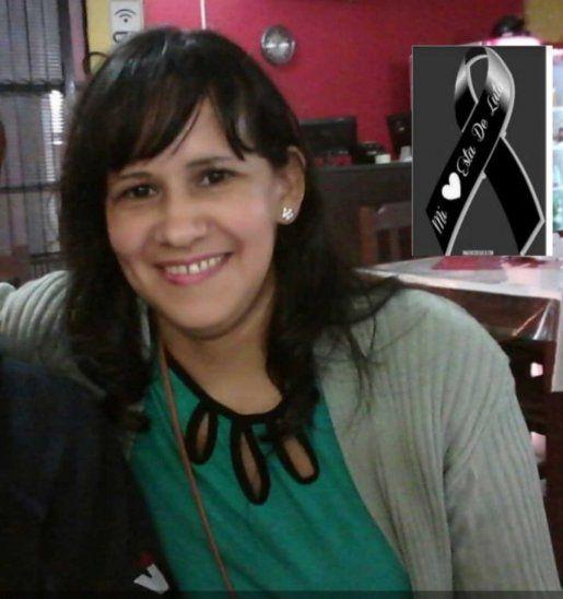 Basilicia Sequeira falleció el domingo en Itauguá. Facebook
