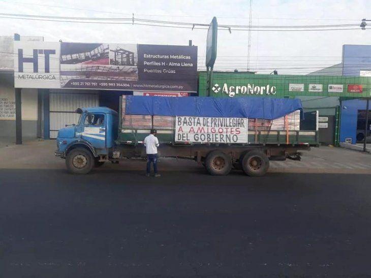 Ladrillazo está llegando a Asunción