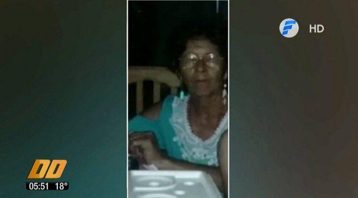 María Ángela Morínigo (63)