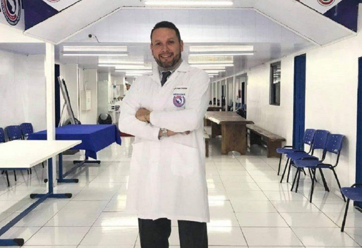 FALLECIDO. Sandro Arredondo Lugo