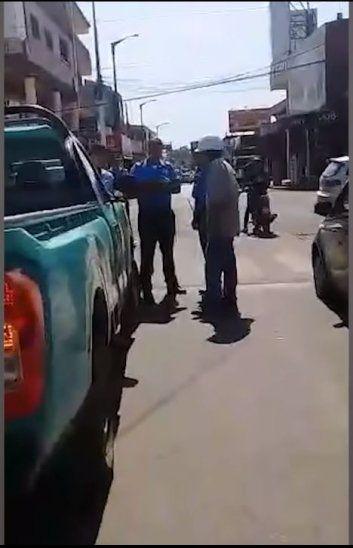 Sin perdón: PMT colocó cepo a camioneta de la ANDE