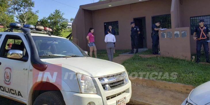 Delincuentes ingresaron sin forzar las puertas.