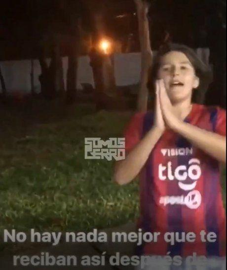 El hijo mayor del León guaraní