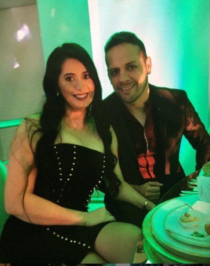 Desde la cárcel Reinaldo Cucho Cabaña utilizó su cuenta de Instagram para destacar que mantiene una buena relación con su señora Gloria Rossana López