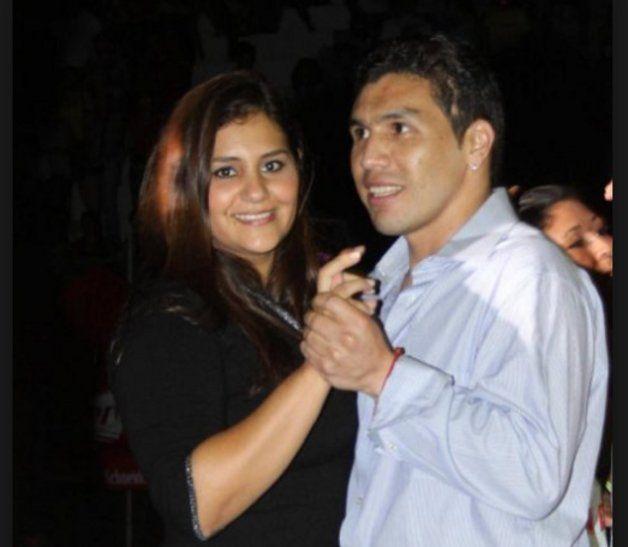 María Lorgia aseguró que nunca ella tuvo conflictos con Salvador luego del atentado. Le ve como un amigo.