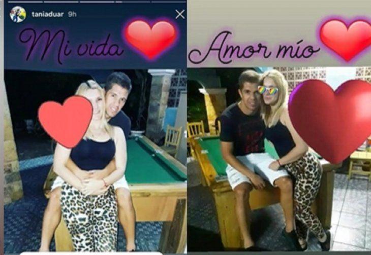 El nuevo amor de Diego Vera.
