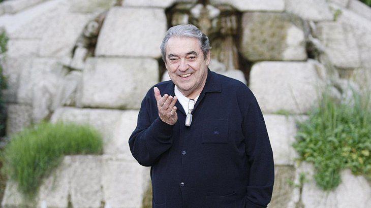 Falleció el famoso músico Alberto Cortez