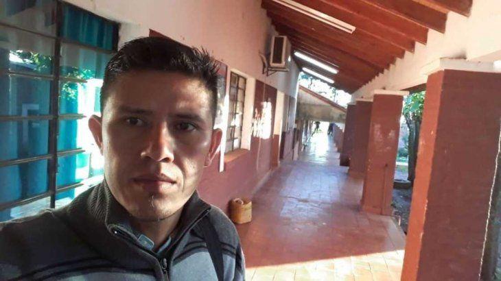 Reinaldo Cardozo (33) se ganó el aplauso de sus alumnos y colegas por innovar en sus clases.