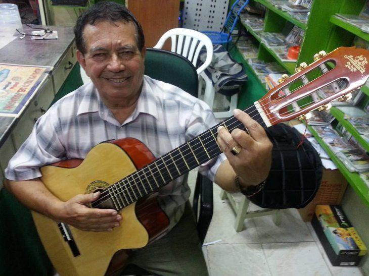 Mario Alfonzo de Los Zorzales.