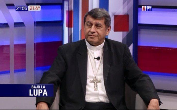 Monseñor Ricardo Valenzuela
