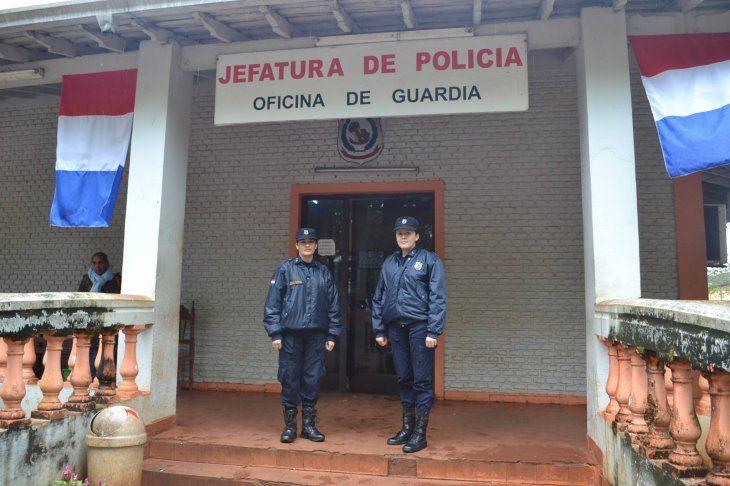 El hombre quedó recluido en la Dirección de Policía de Alto Paraná