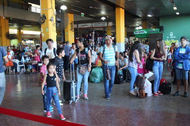 Pocos vienen de Argentina en estos días porque ¡hendy!